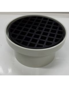100mm Finishing Collar And Grate