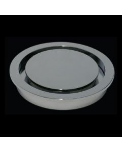 100mm Ram Halo Round Floorwaste