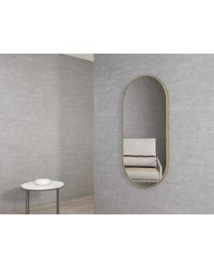 Inspire Noosa 900mm x 450mm Mirror Brushed Gold