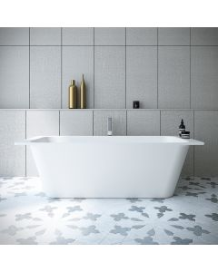 Caroma Sunstone 1800 Freestanding Bath