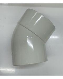 150mm x 45 Degrees M+F Dwv Bend