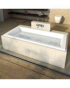 Caroma Newbury 1675 Island Plus Bath