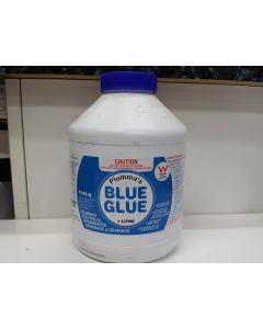 1Litre Plumbers Blue Glue
