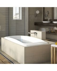 Caroma Curl 1700 Island Bath