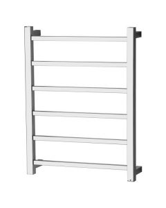 Phoenix Argo Heated Towel Ladder 650mm S / S - Stainless Steel
