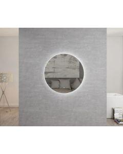 Inspire Bondi 800mm LED Round Mirror