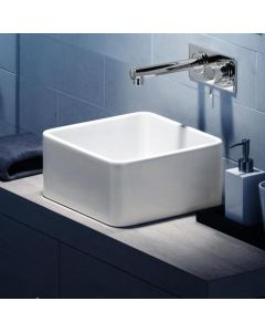 Caroma Cube 320 Above Counter Vanity Basin