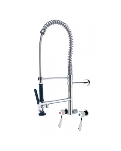 Gentec Compact Pre Rinse Unit - Wall Mounted