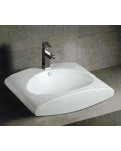 Samco 600mm x 490mm Above Counter Basin