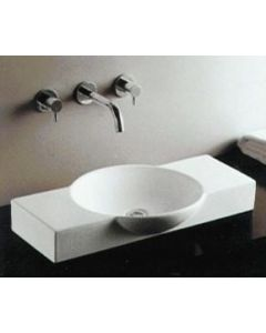 Samco 700mm Round Above Counter Basin