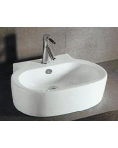 Samco 600mm Oval Above Counter Basin