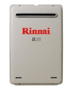 Rinnai B26 Hot Water System Natural Gas