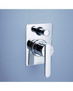 Caroma Saracom Bath/Shower Mixer With Divertor