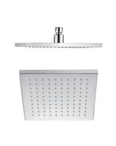 200mm x 200mm Samco Square Brass Shower Head