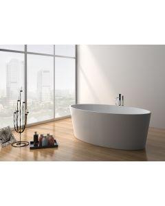 1600mm Lexy Cast Stone Bath