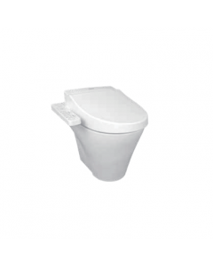 Toto Avante Wall Faced Toilet Pan with Side Control Washlet