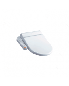 TOTO Washlet Bidet Toilet Seat with Side Control (D-Shape Seat)